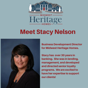 Who is Stacy Nelson